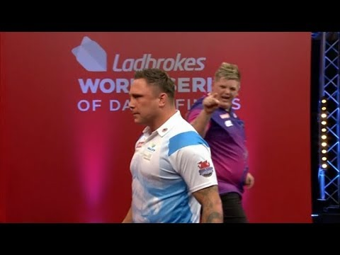 2017 World Series of Darts Finals Round 2 Price vs Cadby