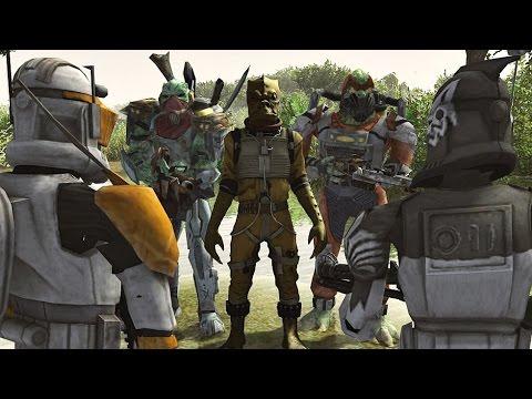 REPUBLIC COMMANDERS #4 | TRANDOSHA | STAR WARS Gameplay en Español | GALAXY AT WAR MOD