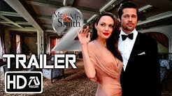 MR  AND MRS  SMITH 2 [HD] Trailer - Brad Pitt, Angelina Jolie (Fan Made)