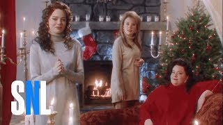 The Christmas Candle (emma Stone)   Snl