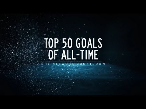 NHL Network Countdown: Top 50 Goals of All-Time