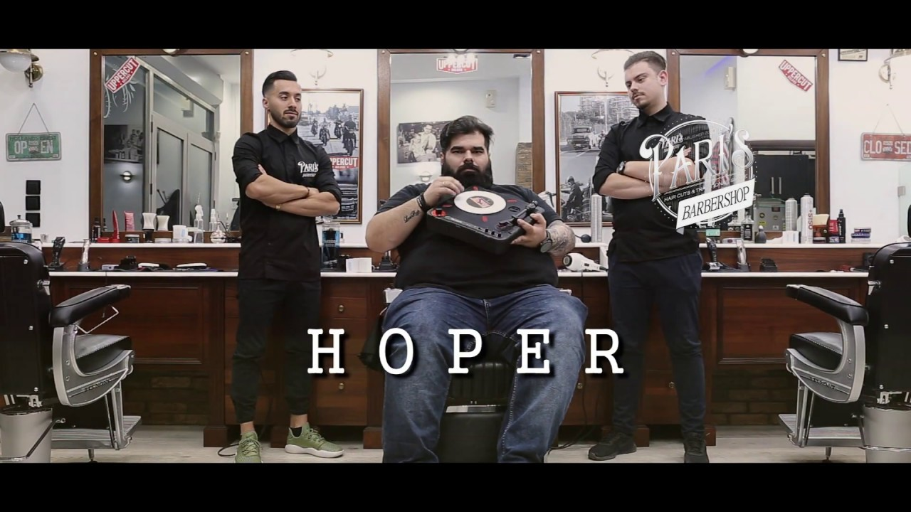 Paris' Barber Shop | Hoper
