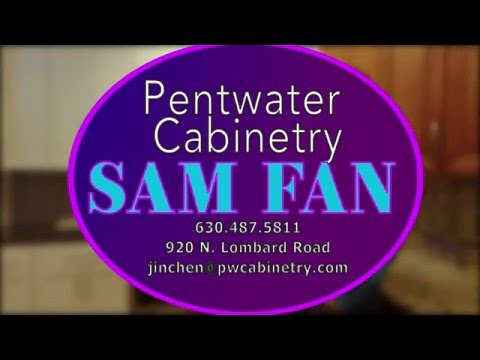 Interviewing Sam Fan with Pentwater Custom Cabinetry's Durability and Affordability