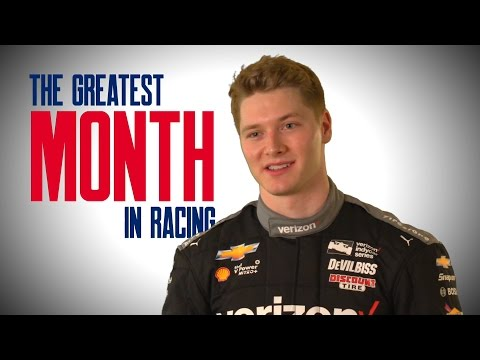The Greatest Month in Racing