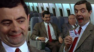 Mr Bean travels to AMERICA | Bean Movie | Classic Mr Bean
