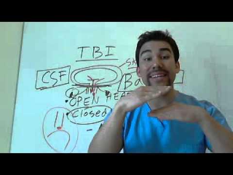 Traumatic Brain Injuries *Part 5* (Closed head injury MOST DANGEROUS)