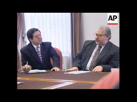 UK/Chile - Political Unrest Over Dictators Arrest