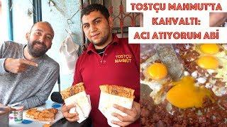 Tostçu Mahmut'ta Kahvaltı: ACI ATIYORUM ABİ - Adana