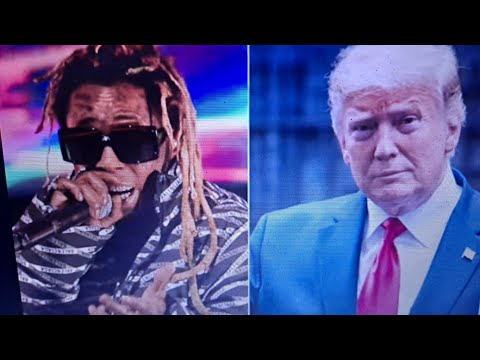 Donald Trump Pardons Lil Wayne and Kodak Black and others