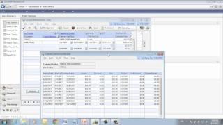 Microsoft Dynamics GP Field service (Contract Administration)Transaction Part 1/2.wmv