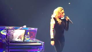 Lady GaGa - Talk to Crowd - Equality - Come to Mama (partial) up close - Joanne World Tour