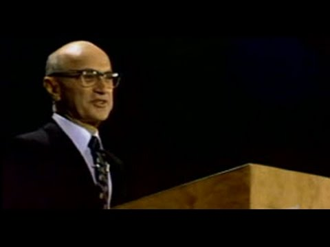 Milton Friedman Speaks: Who Protects the Worker? (B1237) - Full Video