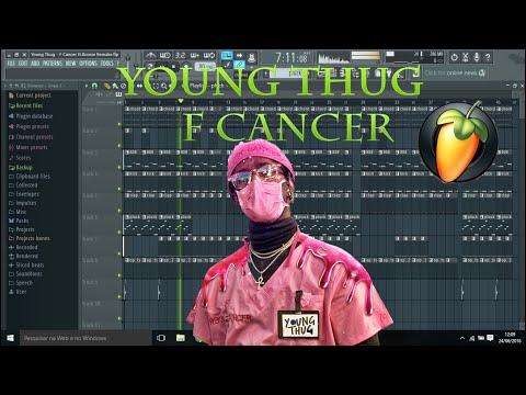 Young Thug - F Cancer Ft. Boosie FL Studio Remake (FLP Download)