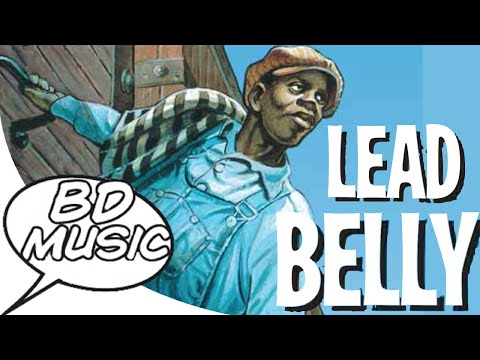 BD Music Presents Lead Belly (On A Monday, Packin' Trunk & more songs)