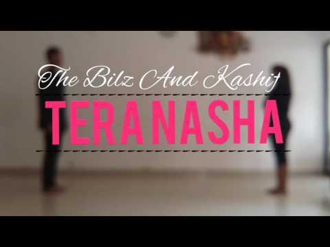 Tera nasha couple best dance ever@bilz and kashif@vicky shah @shilpa shah