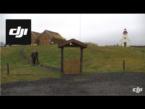 DJI Feats: Eruption at Bardarbunga Volcano