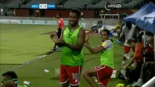 OFC Nations Cup 2016 - All Goals