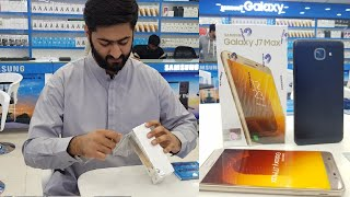 Samsung Galaxy J7 Max 2018 Unboxing Pakistan Unit Urdu Review