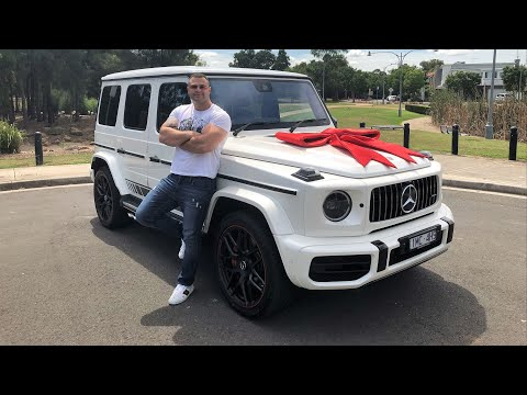 The all New 2019 Mercedes AMG G63 G-Wagon - Review