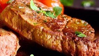 Как быстро приготовить мясо