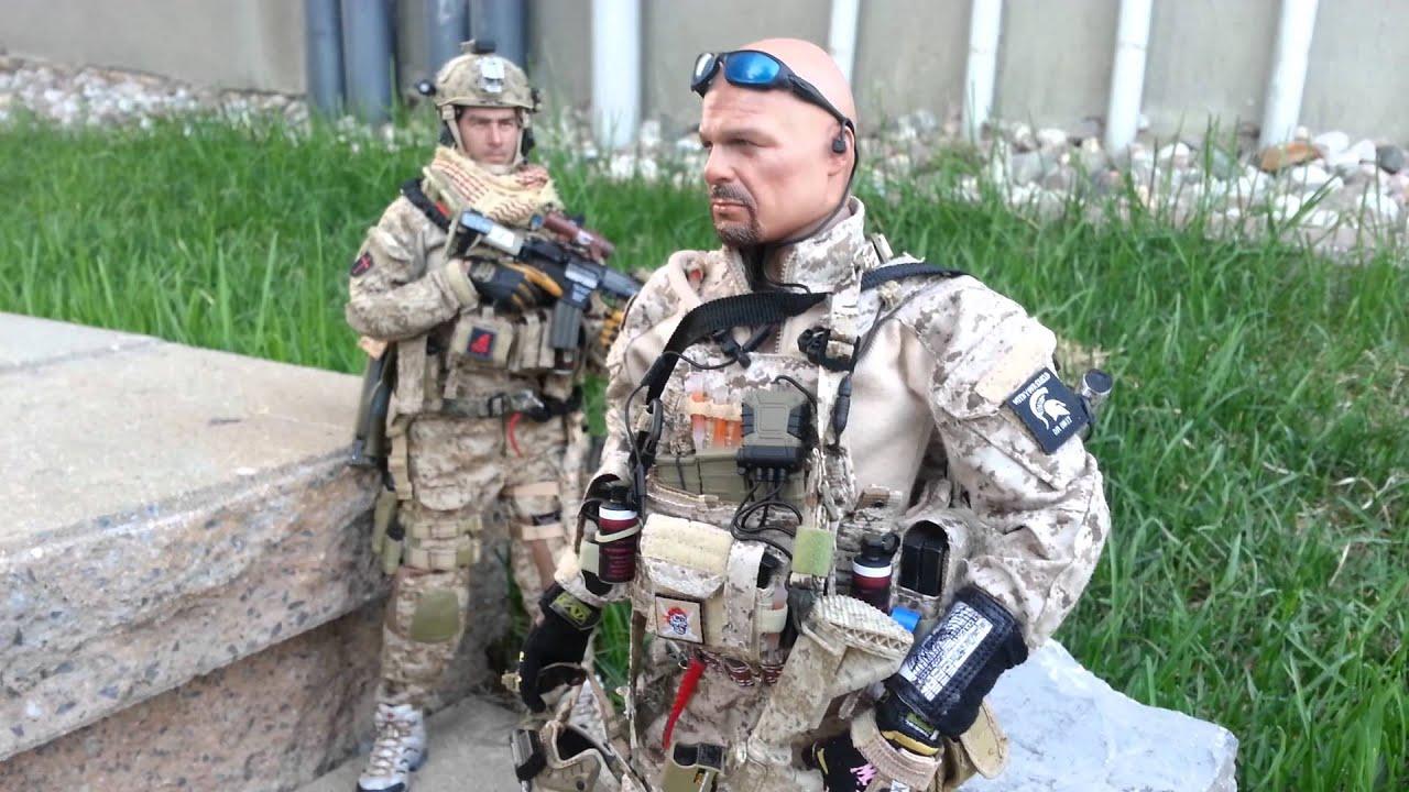 Seal team 6 devgru sets security 1 6 figures youtube