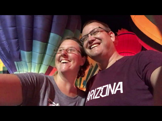 Salt River Fields (SRF) Spooktacular Balloon Festival in Scottsdale - Phoenix With Kids