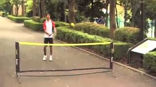 Street Tennis - Japan