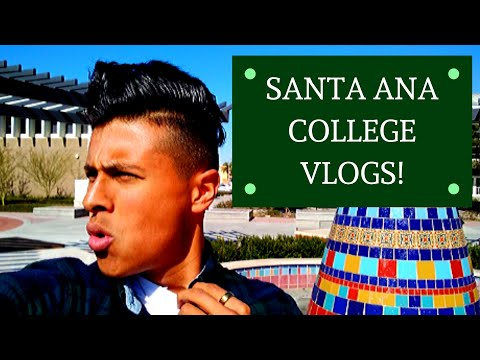 SANTA ANA COLLEGE VLOG: FEB 2020