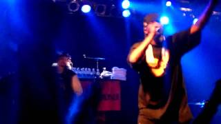 "Method Man ""Judgement day, Meth jump into my face!!"" live in München 2010"