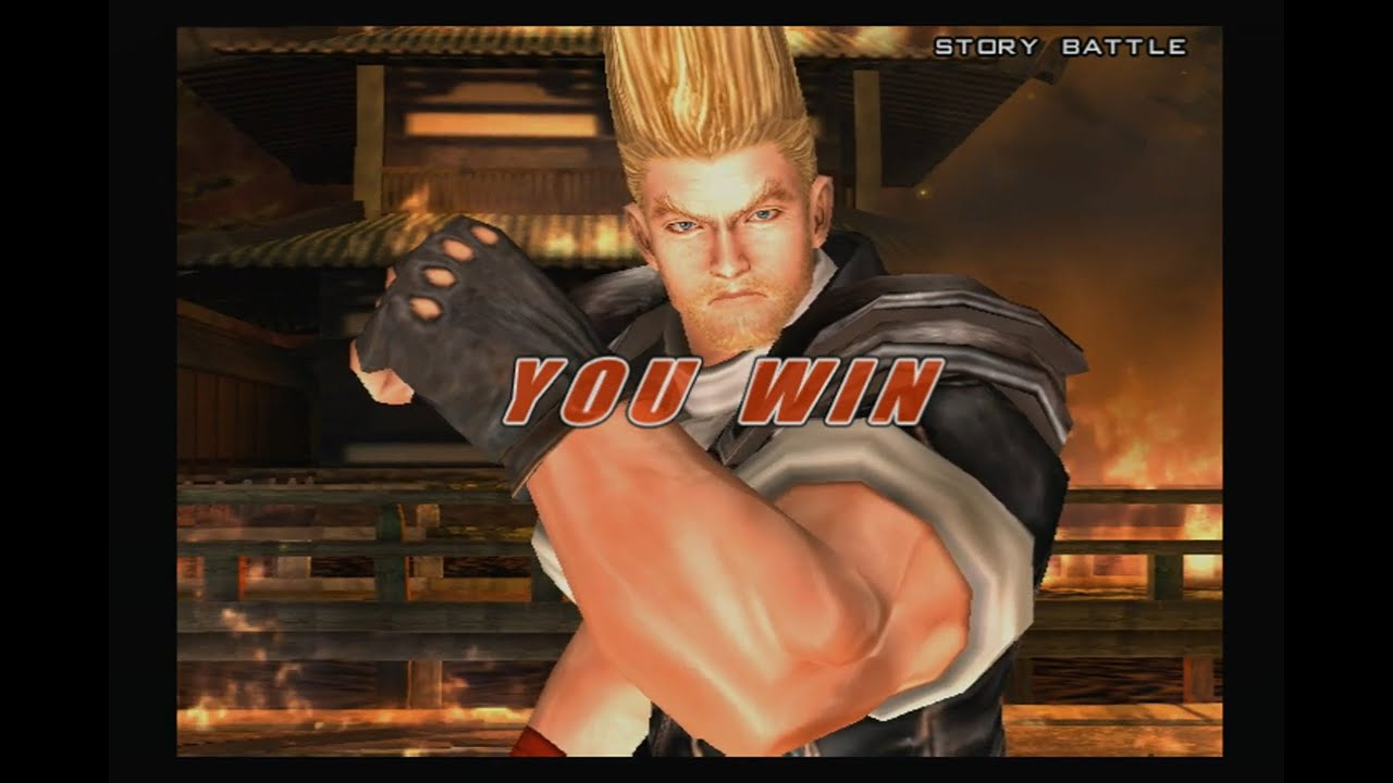 mitu123Copper's Playthrough of Tekken 5 as Paul Phoenix in ...