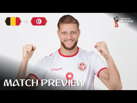 Fakhreddine Ben Youssef (Tunisia) - Match 29 Preview - 2018 FIFA World Cup