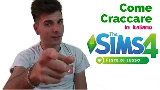 The Sims 4 Feste di Lusso crack ita