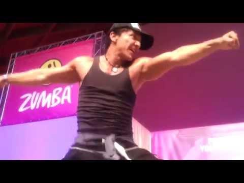 Zumba Fitness – Masterclass Beto Perez – Rimini Wellness 2014