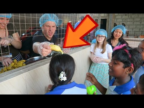 PULLING PRANKS ON KIDS!!