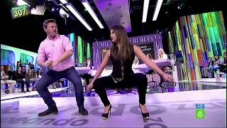 Cristina Pedroche y Miki Nadal 'perrean' hasta abajo