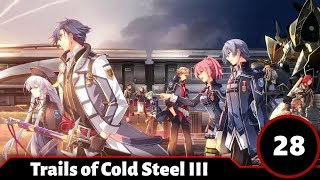 Let's Play Trails of Cold Steel III (28): Enormous Machine