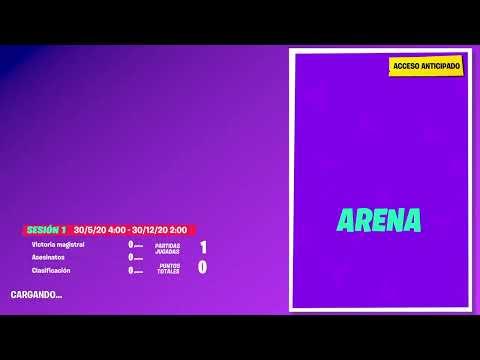 Fortnite Competitivo   Arena Trio   RZHC directos :'v ...