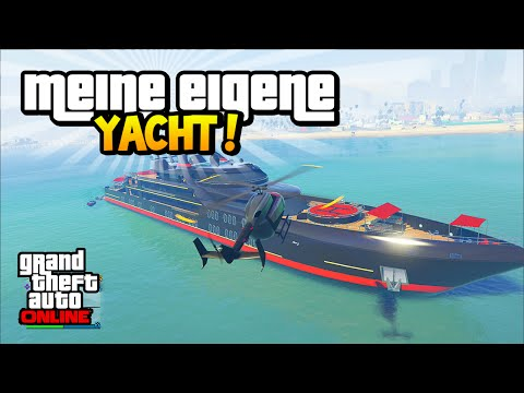 GTA 5 Online: ICH KAUFE eine SUPER YACHT ! - Executives & Other Criminals | iCrimax