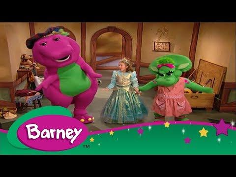 Barney - Sissy Cinderella