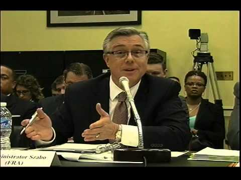 Hearing: Department of Transportation Modes Oversight (EventID=102032)