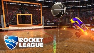Rocket League - Hoops Trailer