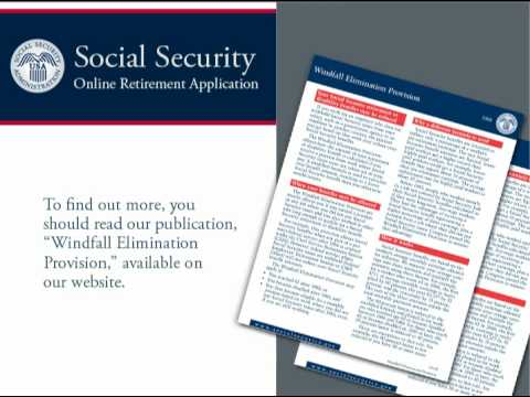 Applying for social security Benefits online part 1