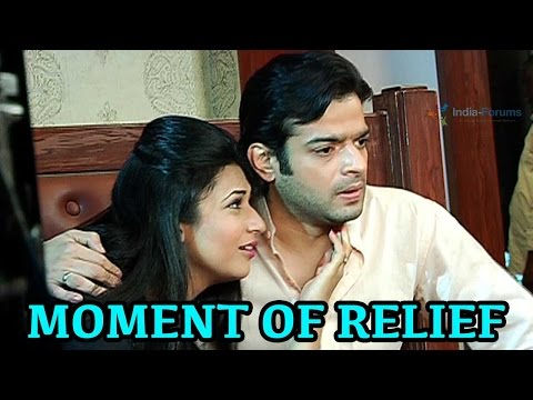 Raman and Ishita's moment of relief