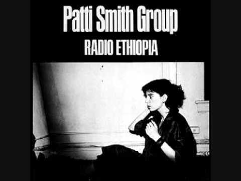 Radio Ethiopia - Patti Smith