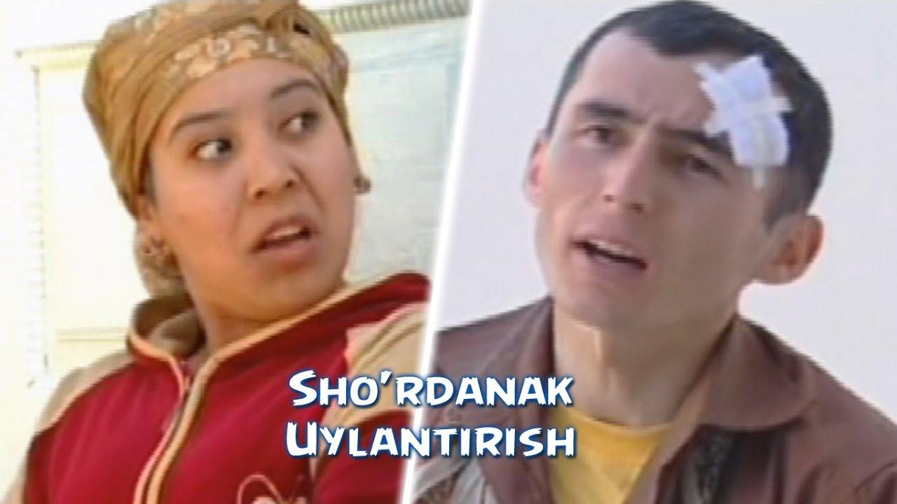 Sho'rdanak - Uylantirish | Шурданак - Уйлантириш (hajviy ko'rsatuv)