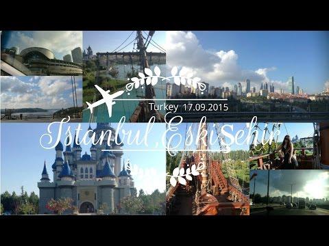 Travel Diary   Day 1 - Istanbul,Eskişehir 17.09.2015  ThatsNelly Travel