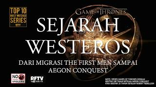 Games of Thrones - Sejarah Westeros (dari First Men sampai Aegon Conquest)