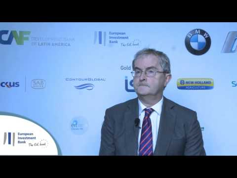 Climate Leader Interview - Jonathan Taylor - European Investment Bank (EIB)