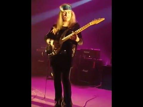 SCORPIONS - PICTURED LIFE - ULI JON ROTH GUITAR   ( ex SCORPIONS guitarist) Scorpions Tour 2013