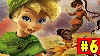 Disney Fairies: Tinker Bell's Adventure - Walkthrough - Part 6 - Silvermist's Arrival Day HD